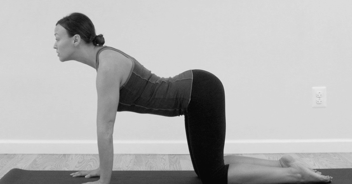 Гимнастика при остеохондрозе грудного отдела