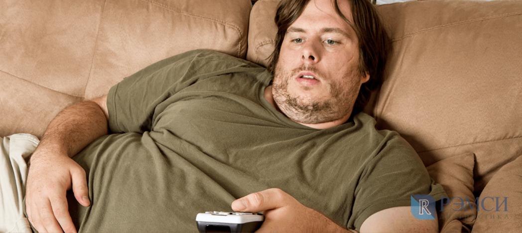 Чек-ап для мужчин особенно полезен, если вы ведёте сидячий образ жизни
