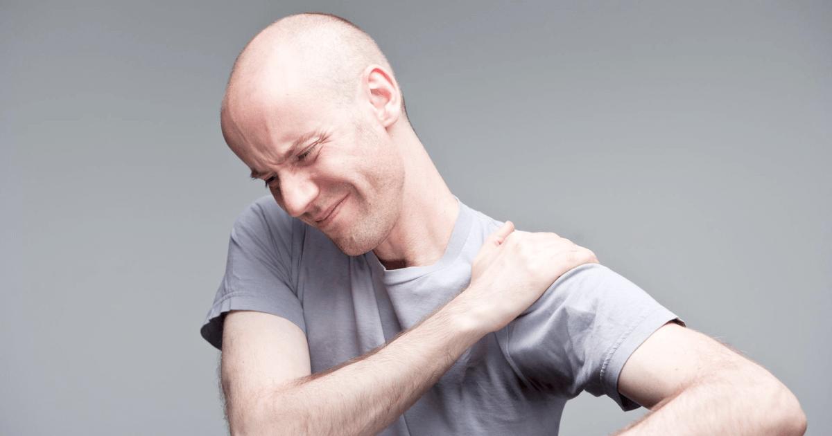 Боли в плечевом суставе: причины и диагностика