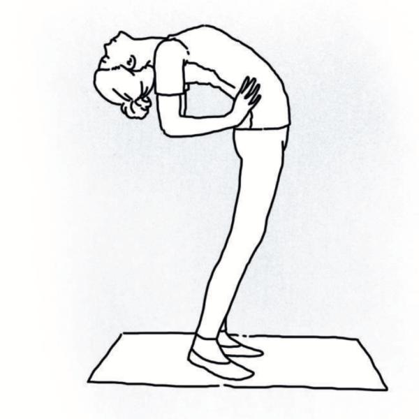 Искривление грудного отдела позвоночника: упражнения для укрепления мышц спины