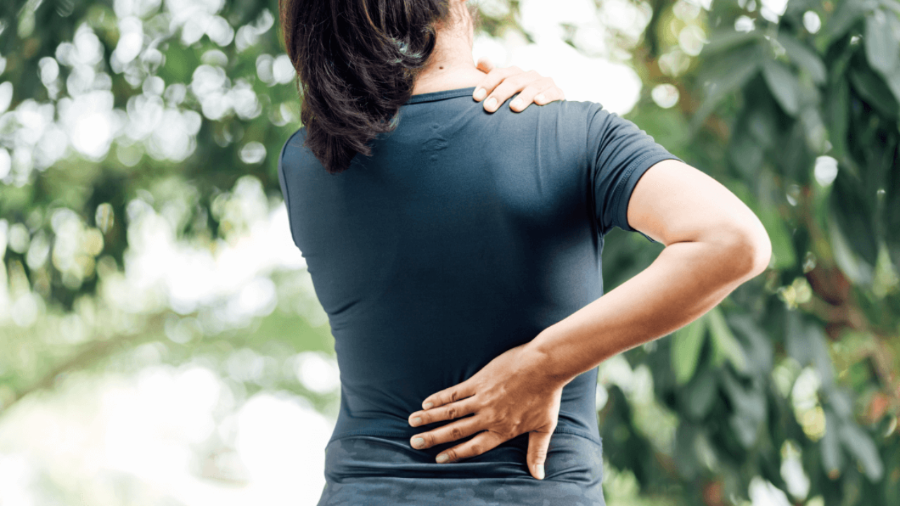 Что делать, если болит поясница?   Блог о здоровье