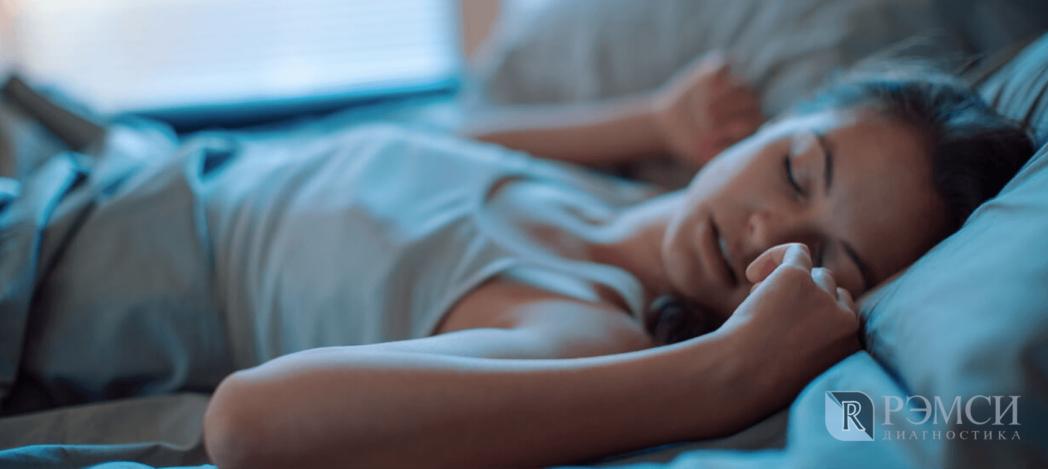 20 способов быть здоровым: сон