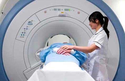 Магнитно резонансная томография органов брюшной полости